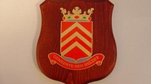Schild Gemeente Den Helder