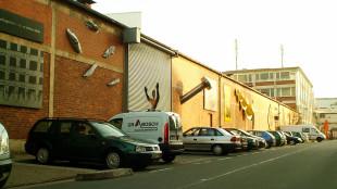 Künstlerwand Bertramstraße Hannover