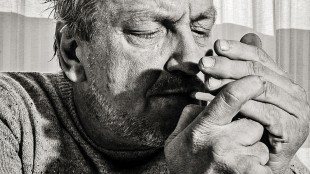 Pascal Hermans - Portret Rob Scholte