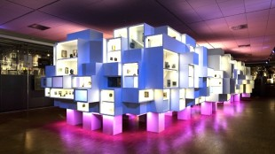 Reflex Miniatuur Museum in de Wonderkamers van Gemeentemuseum Den Haag