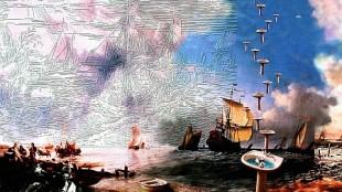 Rob Scholte - Apres nous le déluge (detail)