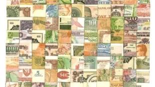Rob Scholte - Ontwerp affiche Kunst van Geld