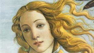 Simonetta Vespucci model voor de Geboorte van Venus
