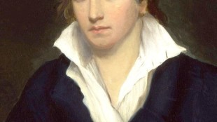 Alfred Clint - Percy Bysshe Shelley