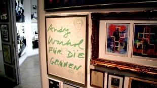 Andy Warhol - Für die Grünen