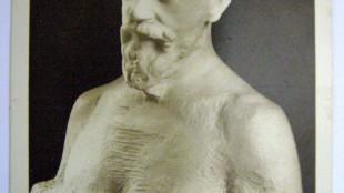 Auguste Rodin - Bernard Shaw