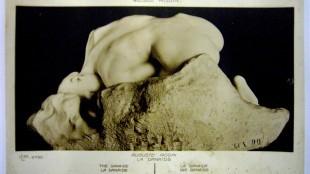 Auguste Rodin - La Danaide