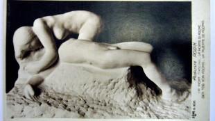 Auguste Rodin - La morte d'Adonis