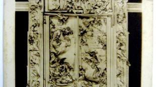 Auguste Rodin - La porte de l'enfer