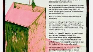 Christian Braun - Museum Overholland (3a) / Transparantie: een museumstuk (de Raad van Toezicht)