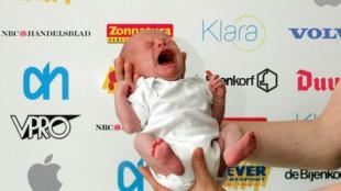 Daan Samson - Presentation Of Baby Samson