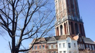 Dom Tower at Huis ten Bosch