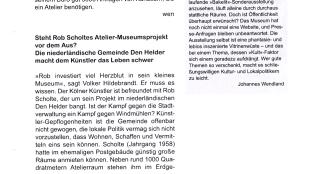 Dorothee Baer-Bogenschütz - Informationsdienst Kunst 1