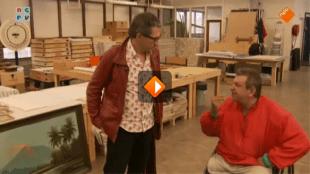 Frenk van der Linden interviewt Rob Scholte in Altijd Wat NCRV