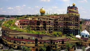 Friedensreich Hundertwasser - Organische Architectuur