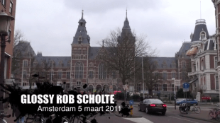 Glossy Rob Scholte Amsterdam 5 maart 2011