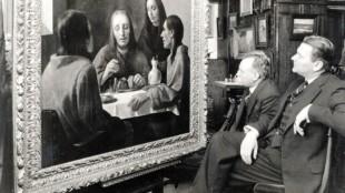 Han van Meegeren - De Emmausgangers (bekeken door Bredius en Hannema)