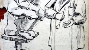 Henri-Gabriel Ibels - Guillaume Sculptor