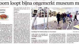 Hoornse Broeder - Hoorn loopt bijna ongemerkt museum mis
