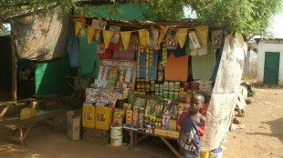 In West-Afrika