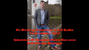Interview met Wethouder Pieter Kos - De Week Op Zaterdag L.O.S. van 13 december 2014