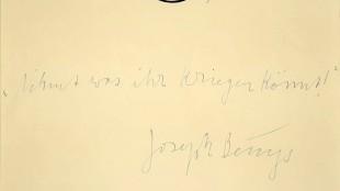 Joseph Beuys - Nehmt was ihr kriegen könnt! (6)