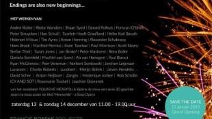 Kerstshow 13 & 14 december Francis Boeske Projects