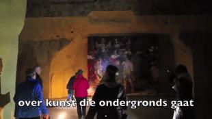 Kunst, die ondergronds gaat