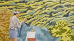 Leif Trenkler - Maler in Lucca