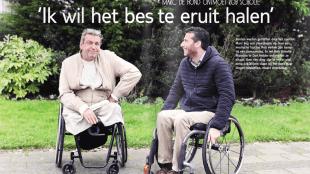 Marc de Hond ontmoet Rob Scholte Beleef! Nr. 1 Lente 2015 (1)