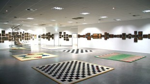 Rob Scholte Museum Grote zaal