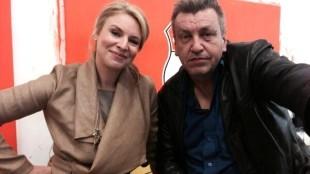Rob Scholte met Pernille La Lau