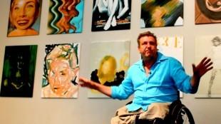 Rob Scholte met Plugins in Odapark te Venray