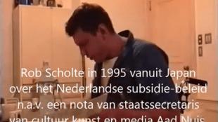 Rob Scholte over NL subsidiebeleiddeel 2 UNCUT