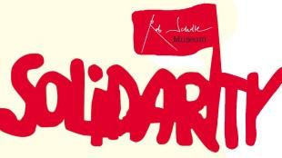 Volker Hildebrandt - Rob Scholte Museum Solidarity