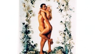 Annie Leibovitz - Jeff Koons & La Cicciolina Wedding Picture