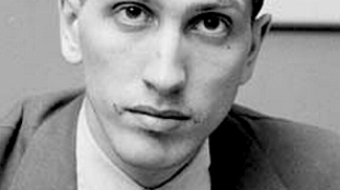 Bobby Fischer 28 april 1962 in New York