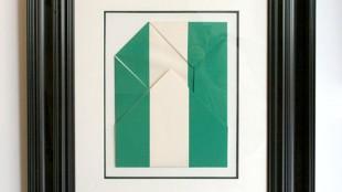 Daniel Buren - Origami