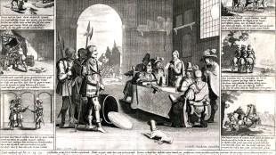 De dood van Floris V en de ondergang van Gerard van Velsen