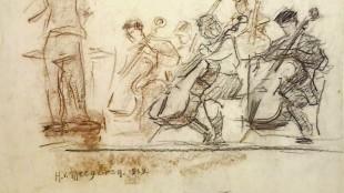 Han van Meegeren -  Strijkorkest