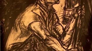 Jan Toorop -  Mijnwerker