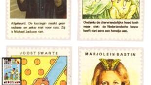Joost Veerkamp - Vier staatsieportretten