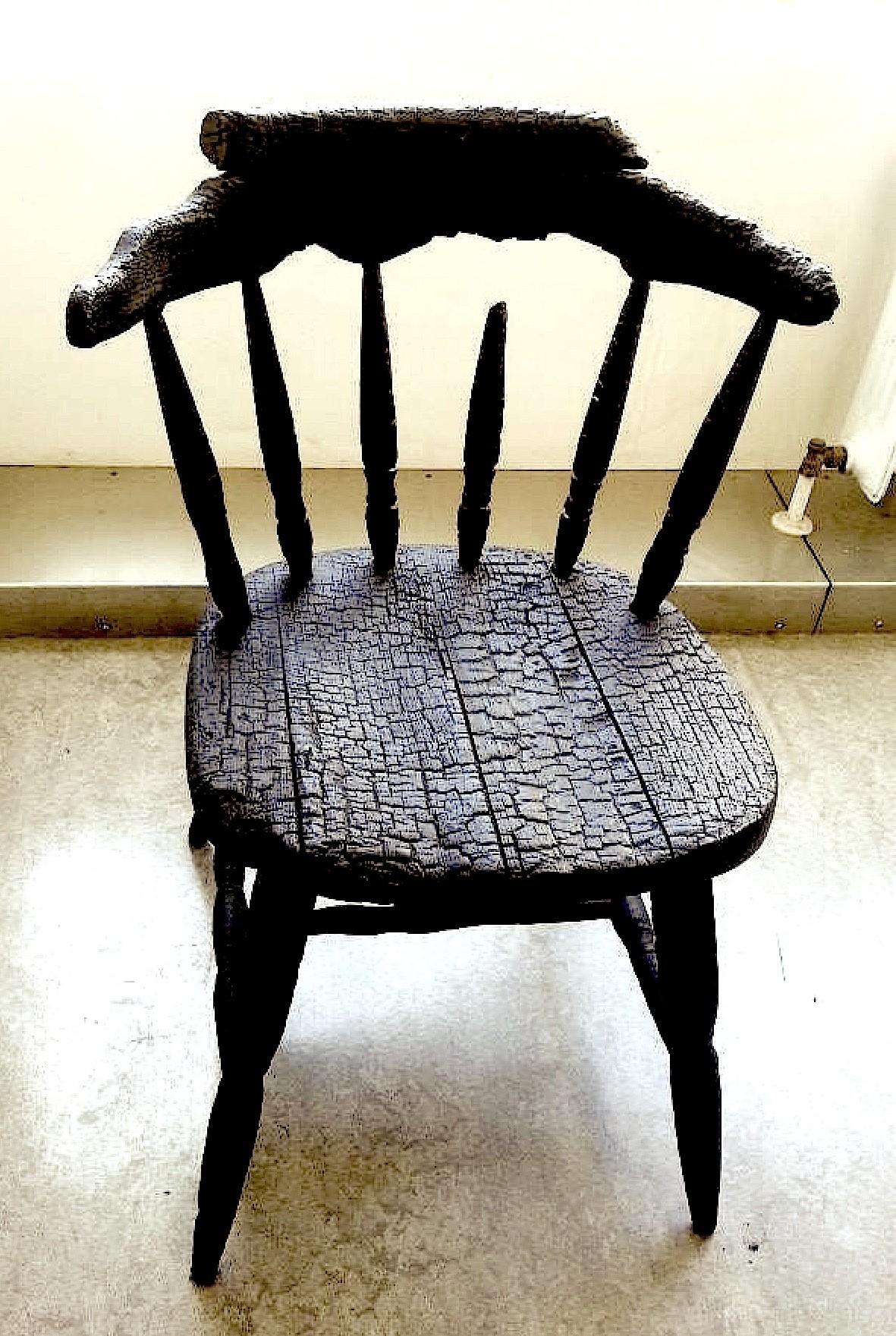 Maarten Baas – Smoke chair