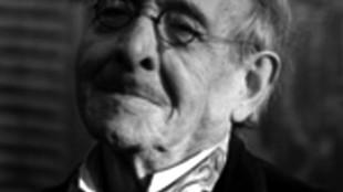 Emiel van Moerkerken - Portret van Paul Léautaud (Fotoarchief Van Moerkerken)