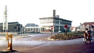 Postkantoor Den Helder, thans Rob Scholte Museum, in het verleden
