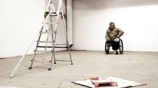 Rivelino Selier - Rob Scholte in het nieuwe museum