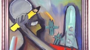 Rob Scholte - Rakettenschilder