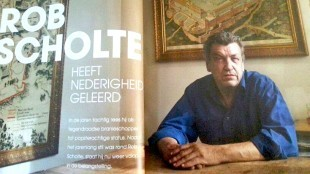 Rob Scholte in Kunstbeeld