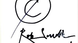 Tegel van Rob Scholte voor Kunststof