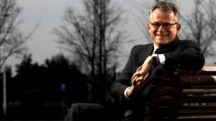Burgemeester Koen Schuiling van Den Helder